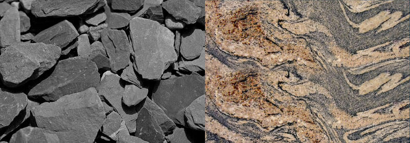 Metamorphic Rock Classification ( Read )   Earth Science