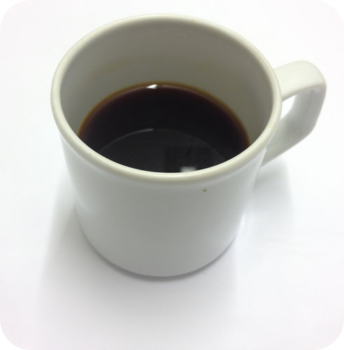 To make coffee more enjoyable, sugar and cream are often dissolved in coffee