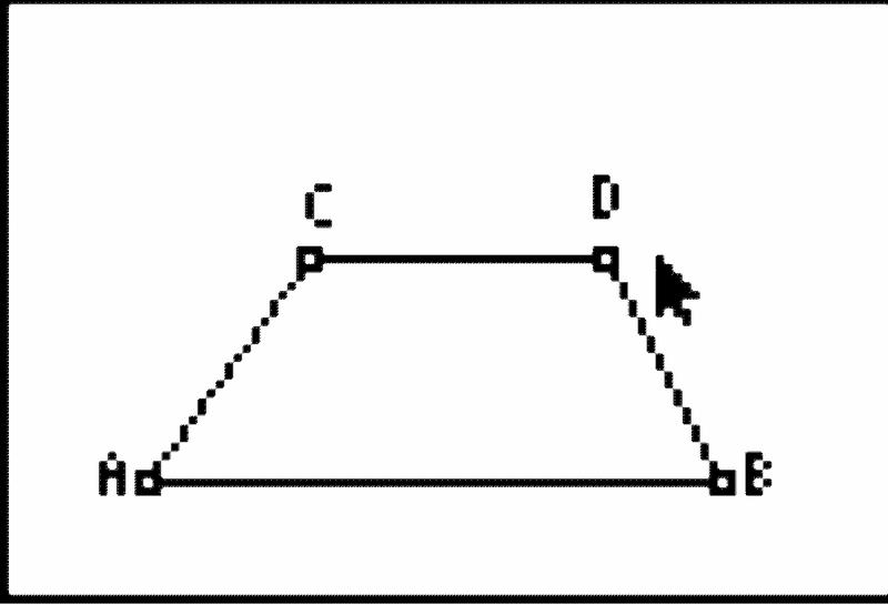 Properties of Trapezoids and Isosceles Trapezoids
