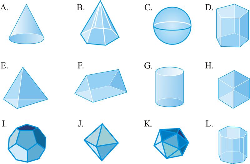 Pyramids And Prisms Worksheet – Volume of Pyramids Worksheet