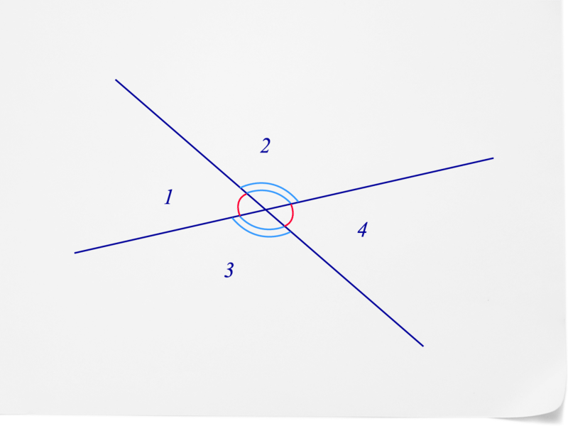 Identify Adjacent and Vertical Angles – Adjacent and Vertical Angles Worksheet