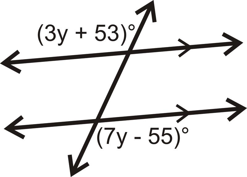 Alternate Exterior Angles Read Geometry Ck 12 Foundation