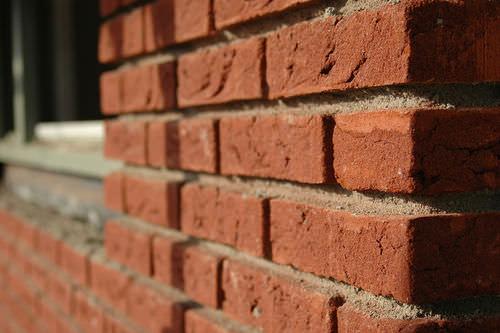 Brick building, representing scientific cooperation