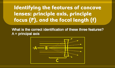 Geometric Optics 8: Concave Lenses - Example 1