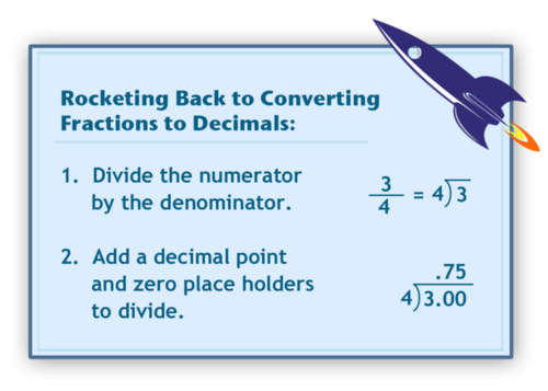 Comparison of Ratios in Decimal Form