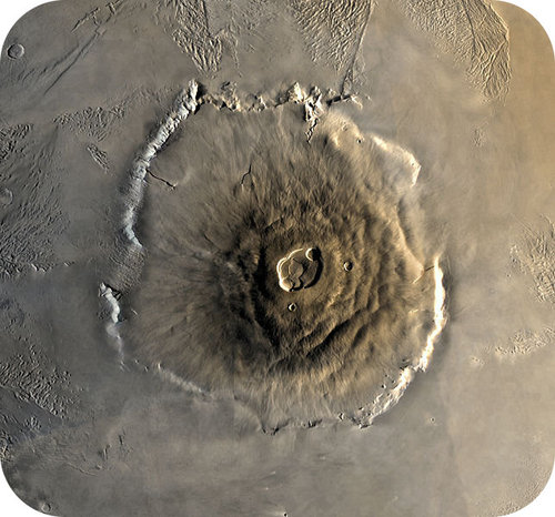 Picture of Olympus Mons
