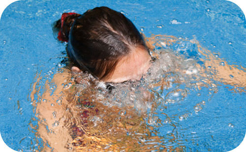 Being able to control breathing is important for activities like swimming