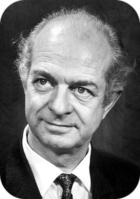 Linus Pauling, two-time Nobel Prize Winner