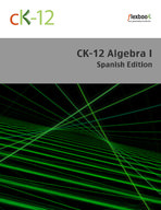CK-12 Álgebra I - en Español