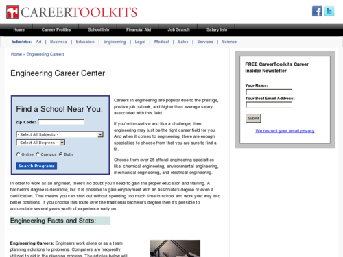 Engineering Career Center