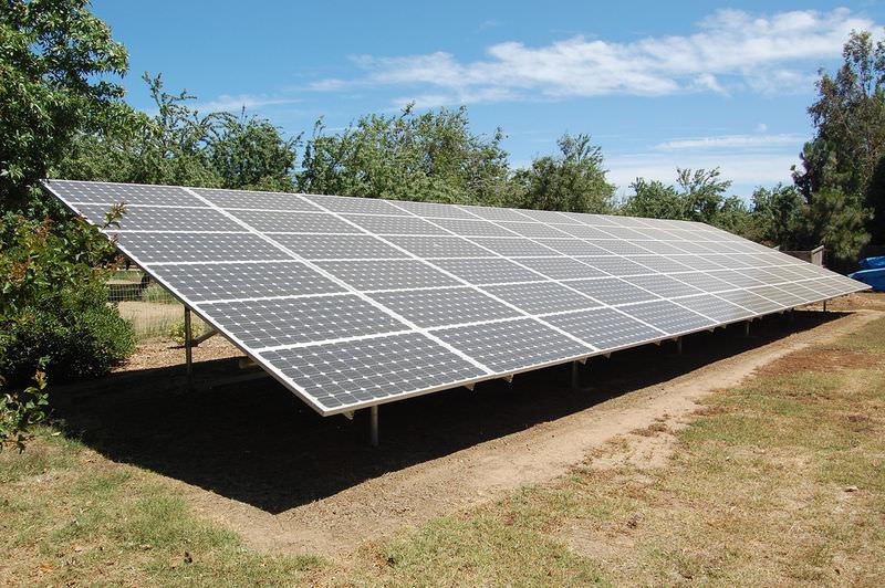 Teaching Solar power