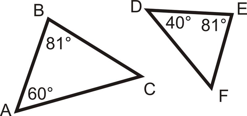 Aa Similarity Theorem