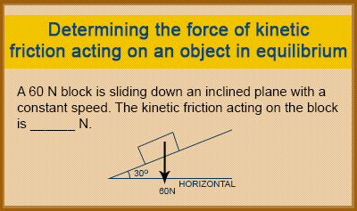 Inclined Planes - Example 6