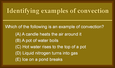 Forms of heat transfer - Example 2