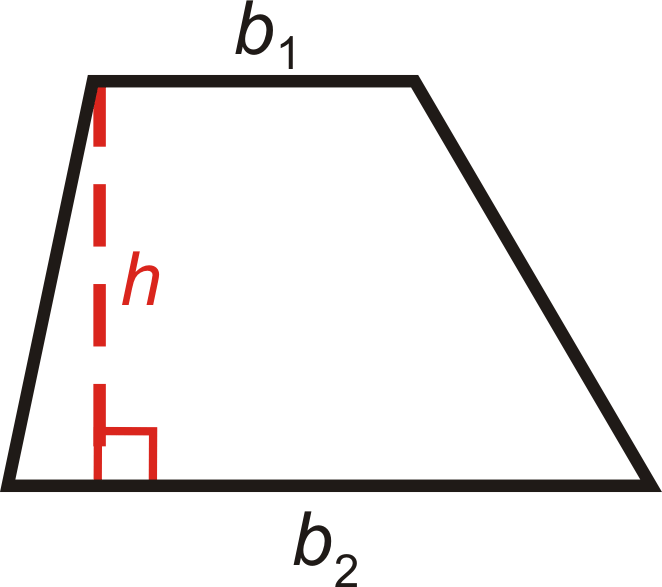 Trapezoids Rhombi and Kites – Area of Triangles and Trapezoids Worksheet