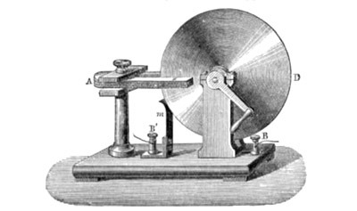 Faraday's Electromagnetic Lab