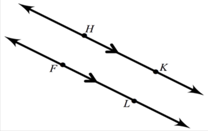 Parallel Perpendicular And Skew Lines Ck 12 Foundation