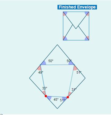 Envelope Origami
