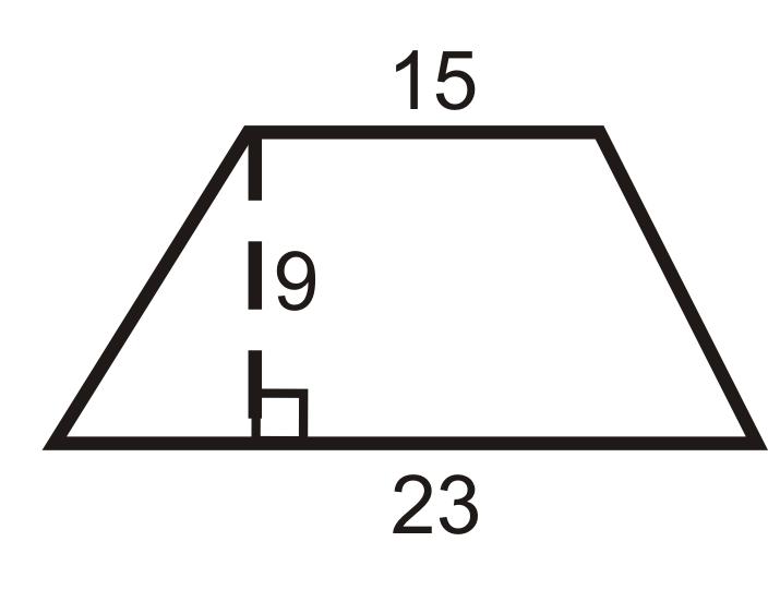 10.5 : Area and Perimeter of Trapezoids