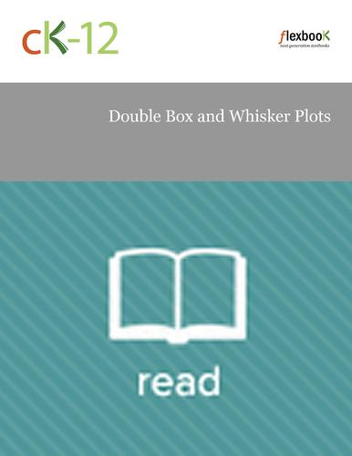 Double Box and Whisker Plots