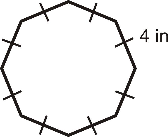 Number Names Worksheets pentagon octagon hexagon : Area and Perimeter of Regular Polygons   CK-12 Foundation