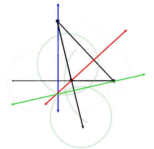 Drawing Parallel Lines With Triangles : Parallel and perpendicular line constructions read