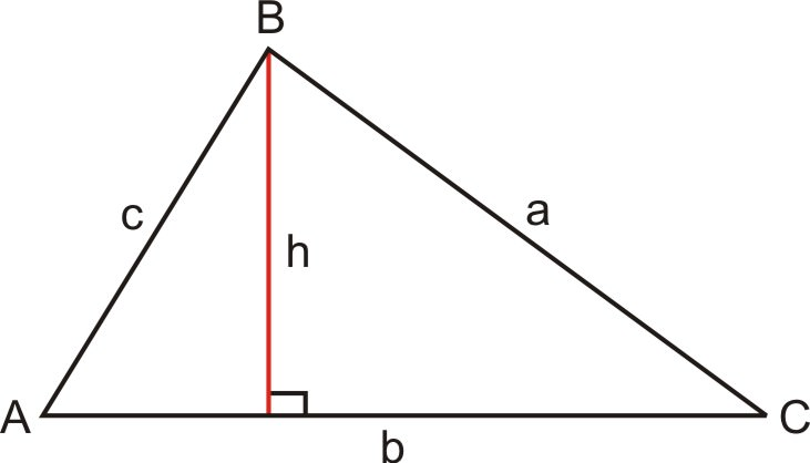 Solving right triangles ck 12 foundation looking at the triangle above you can use sine to determine ccuart Choice Image