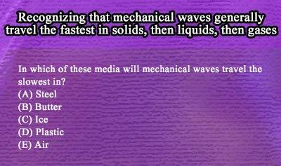 Speed of Mechanical Waves - Example 2