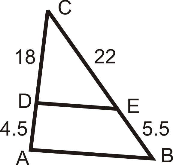 how to find the unknown length of a trapezoid