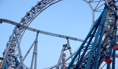 The World's Fastest Roller Coaster