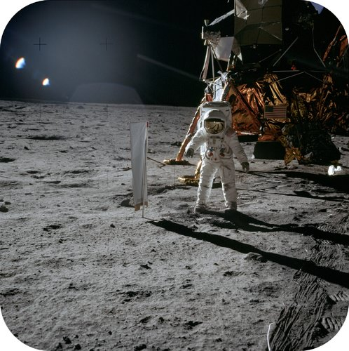 Astronauts weigh less on the moon than on Earth because the force of gravity is weaker on the moon