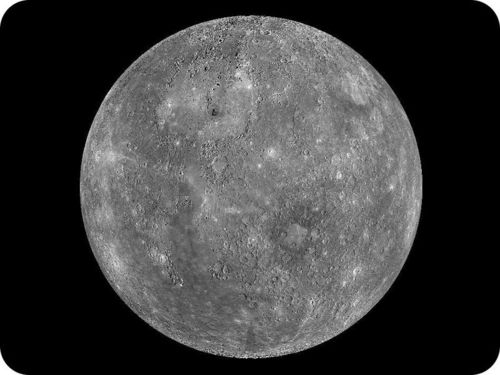 Why Does Mercury Look Like Earth's Moon?