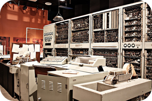 Computers like the CSIRAC were developed to aid scientists with complex mathematical operations