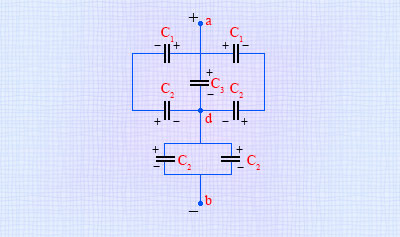 Capacitors in Series and Parallel Discussion Questions