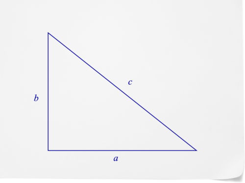 Derive and Use the Converse of the Pythagorean Theorem (D-3)