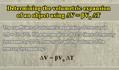 Thermal Expansion - Example 2