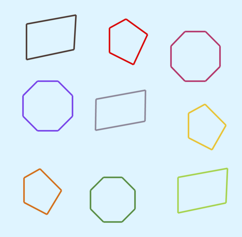 Properties of Congruence: Polygon Party