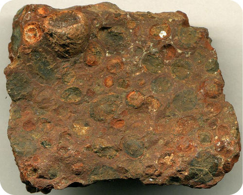 Aluminum is made from the minerals in rocks known as bauxite