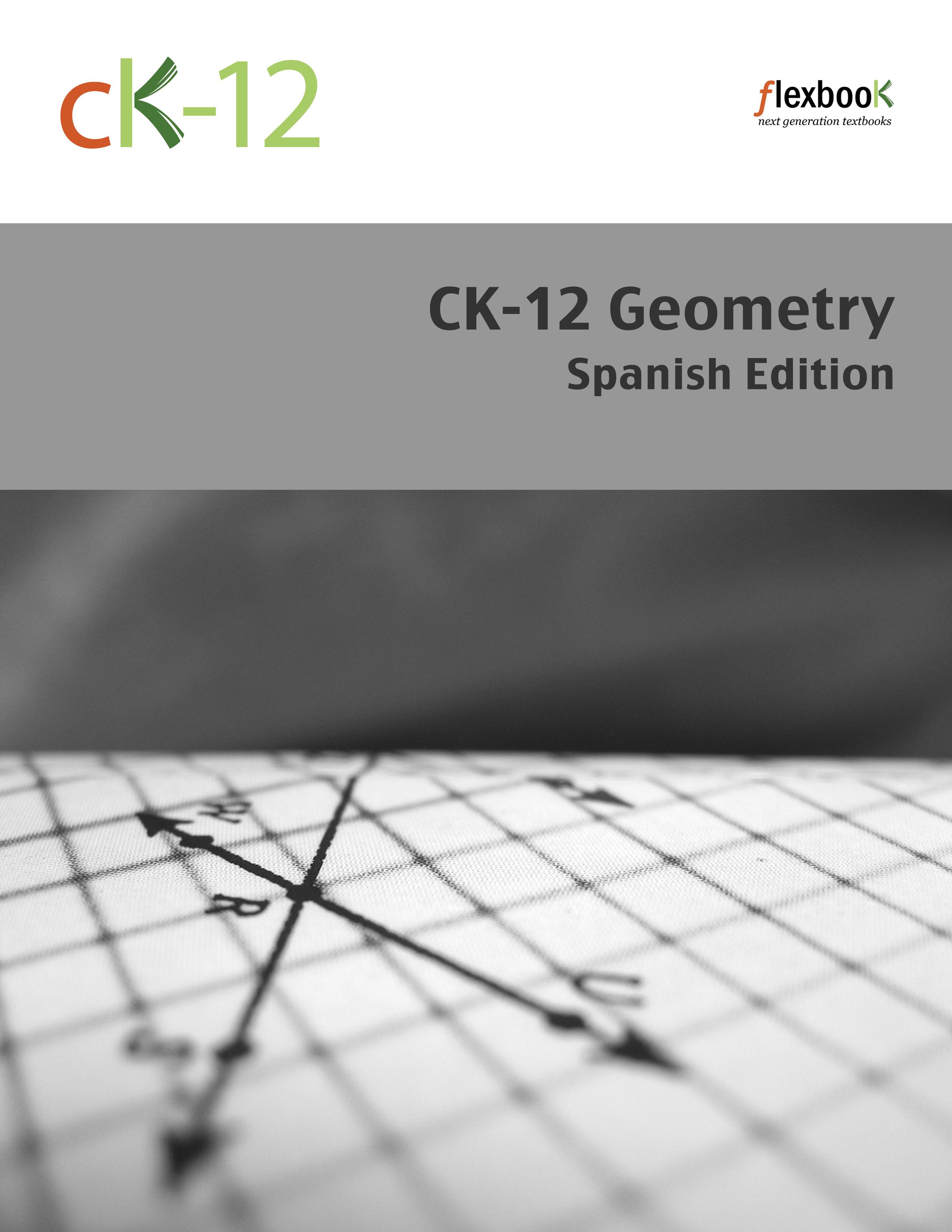 CK-12 Geometría - en Español