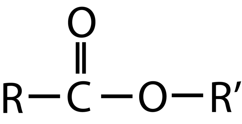 Alcohol Functional Group Structure