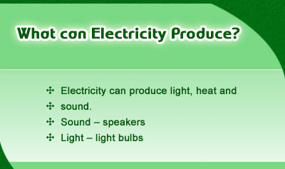 Electrical Energy - Example 2