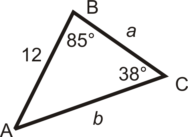 Laws of Sines and Cosines ( Read ) | Trigonometry | CK-12 Foundation