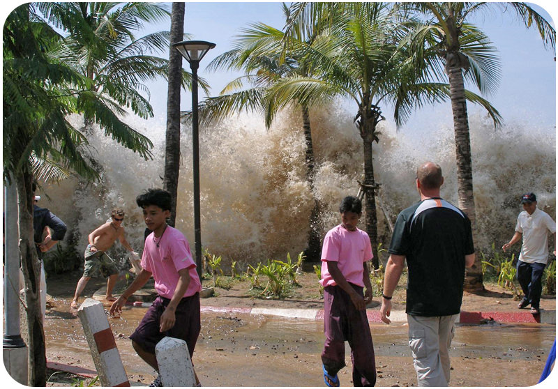 Teaching 21st century tsunami