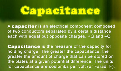 Capacitance - Overview