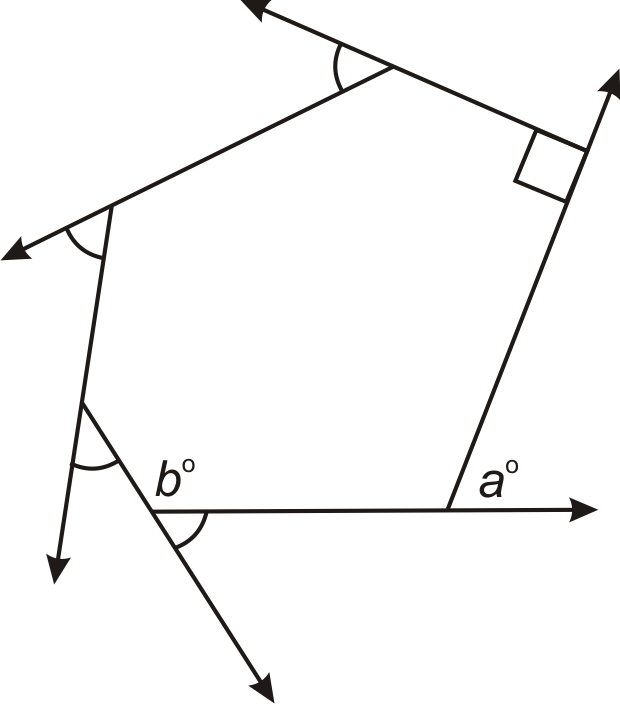 Sum of the exterior angles of a polygon ck 12 foundation Exterior angle of a 12 sided polygon