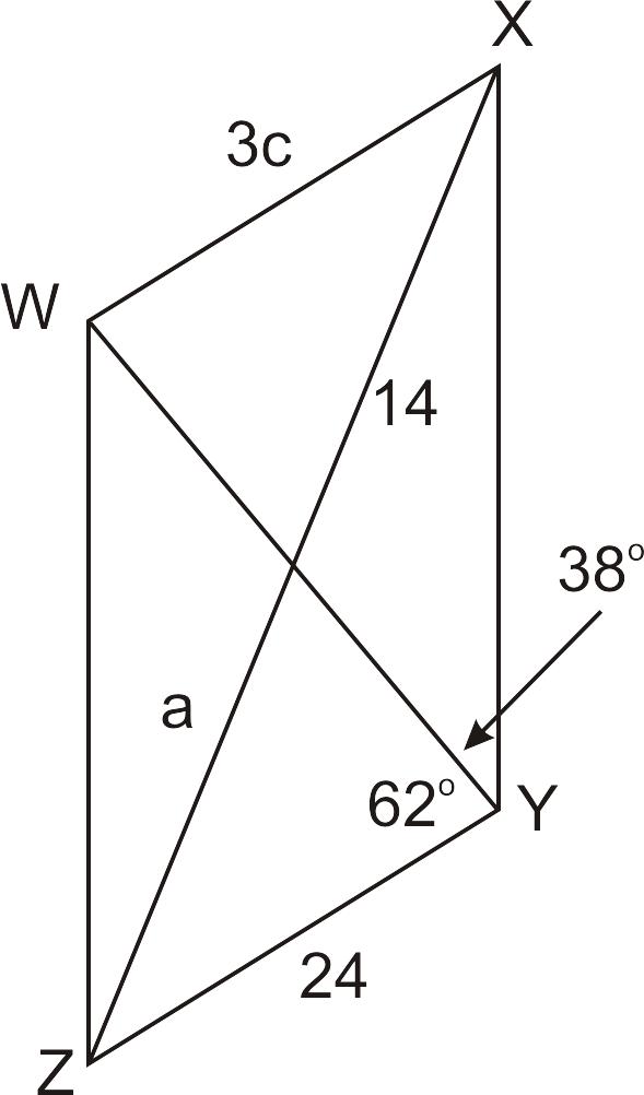 Properties Of Parallelograms Ck 12 Foundation