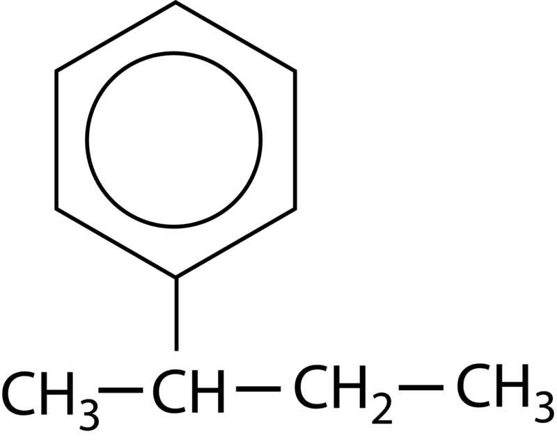 Phenyl Group Benzene Known as a Phenyl Group