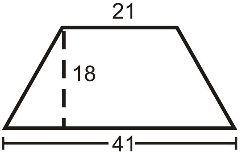 Area and Perimeter of Trapezoids ( Read ) | Geometry | CK-12 ...