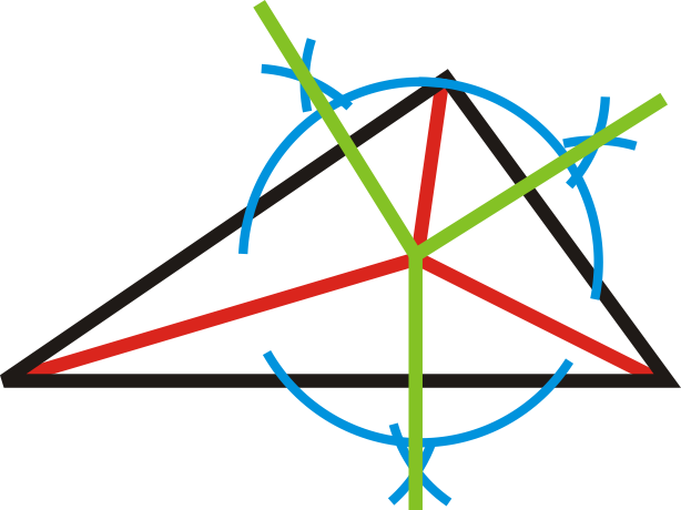 Drawing Perpendicular Lines With A Compass : Angle bisectors in triangles ck foundation