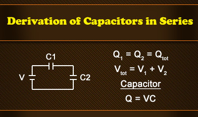 Capacitor in Series